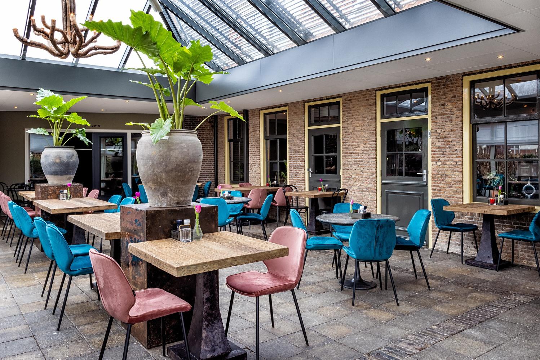 Serre Grand Café Hotel Broeck